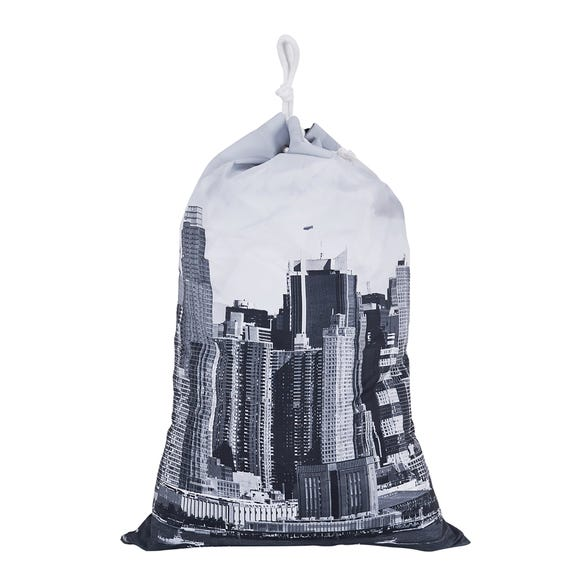 NYC Drawsting Bag MultiColoured