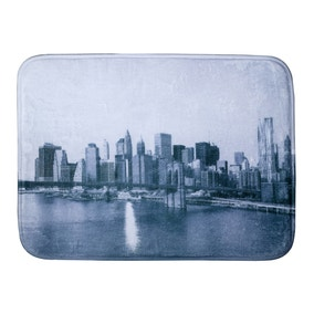 New York Microfibre Bath Mat