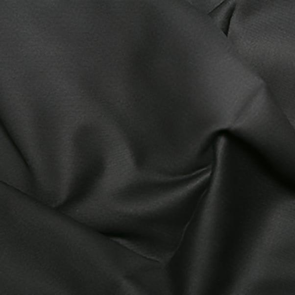Cotton Drill Fabric Black