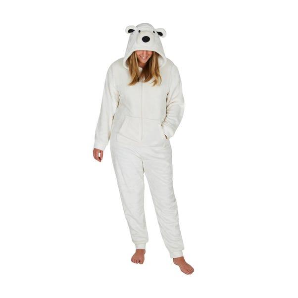 Polar Bear Onesie  undefined
