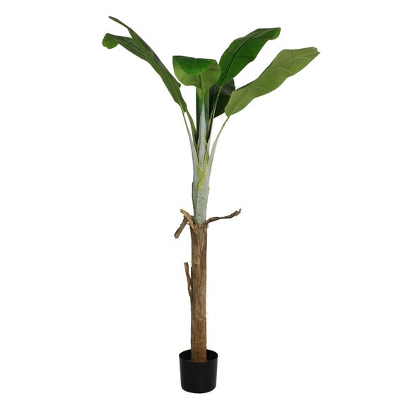 Outdoor Artificial Banana Tree 180cm Green