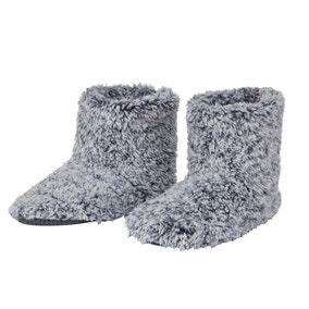 Teddy Bear Grey Marl Boots