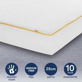 Eve Premium Memory Foam Mattress