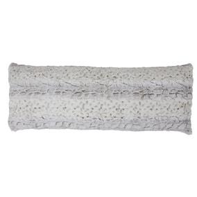 Snow Leopard Body Pillow
