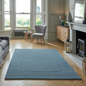 Boston Wool Border Rug