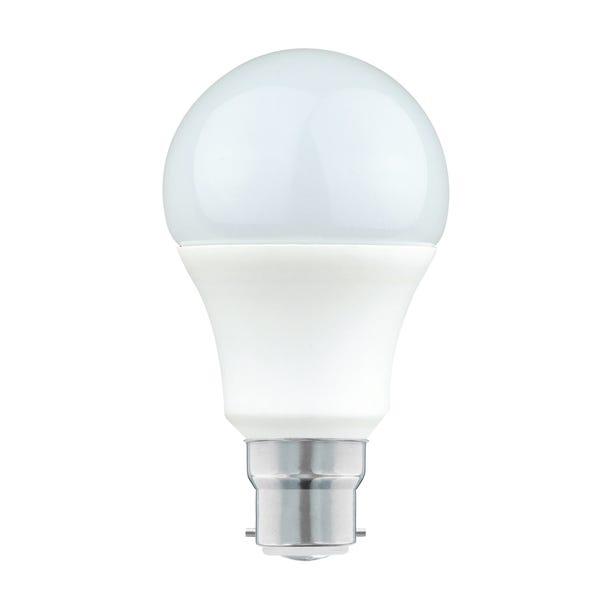 Dunelm 6 Watt BC Pearl LED GLS Bulb Clear