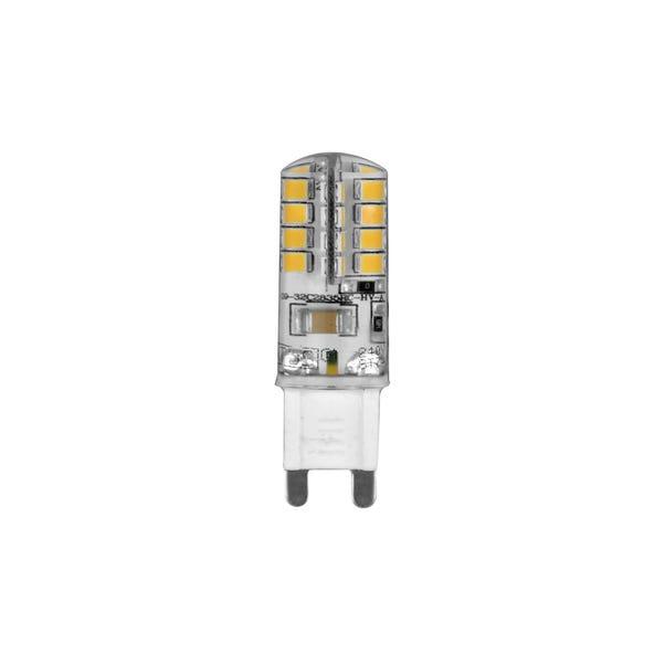 Status 2.2 Watt LED G9 Light Bulb Clear