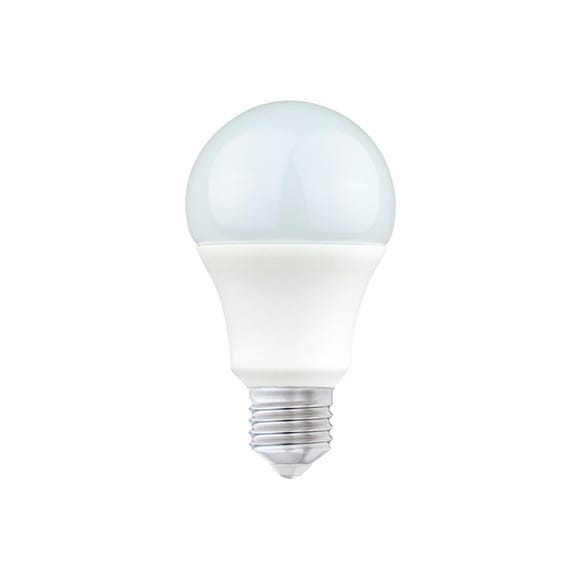 Dunelm 9 to 10 Watt ES Pearl LED GLS Bulb 3 Pack White