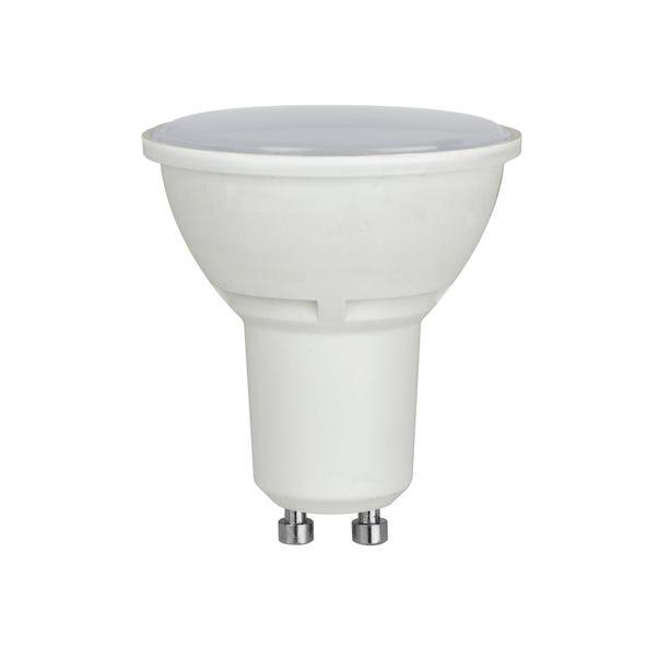 Status 5 Watt GU10 Pearl LED Bulb 5 Packs White