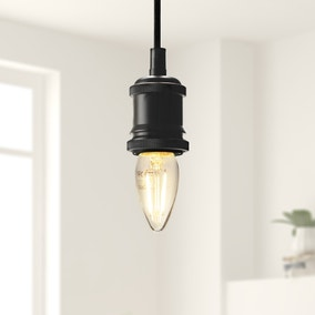 Dunelm 2 Watt SES LED Filament Candle Bulb