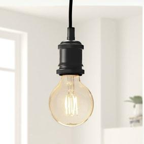 Status 4 Watt ES LED filament G80 Globe Bulb