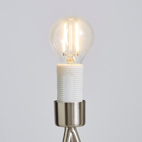 Status 2.5 Watt SES LED Filament Round Bulb 3 Pack
