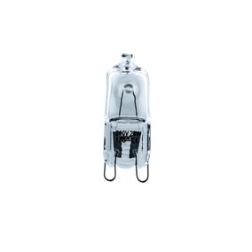 Status Pack of 4 28W Halogen G9 Capsule Bulbs