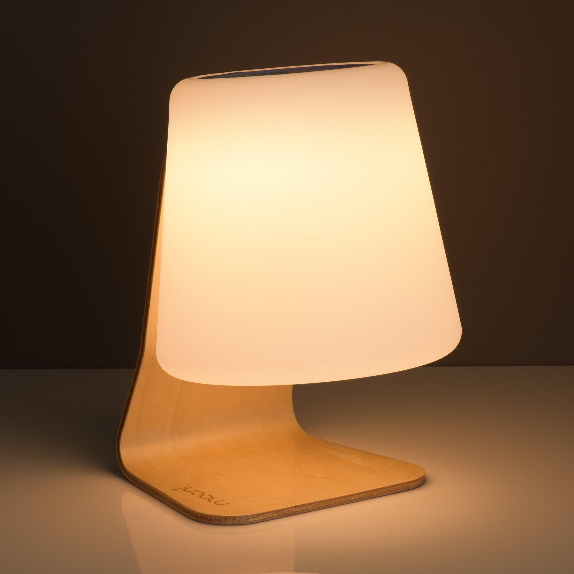 Koble Koble Modern Bluetooth Speaker Lamp Brown