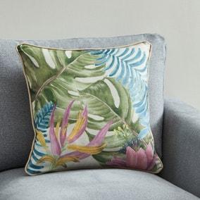 Jungle Floral Cushion