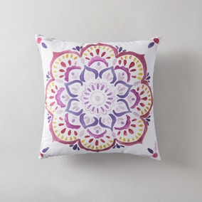 Azami Pink Placement Cushion