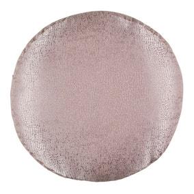 Destressed Blush Floor Cushion