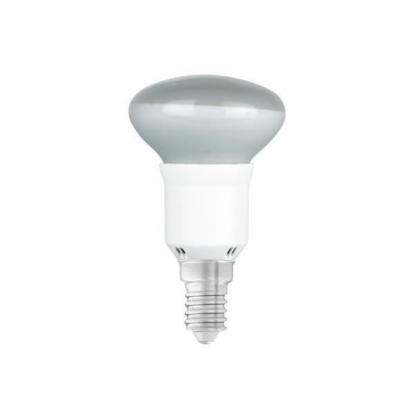 Dunelm 4 Watt SES Pearl LED R50 Spot Bulb White