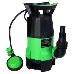 400W Dirty Water Submersible Pump