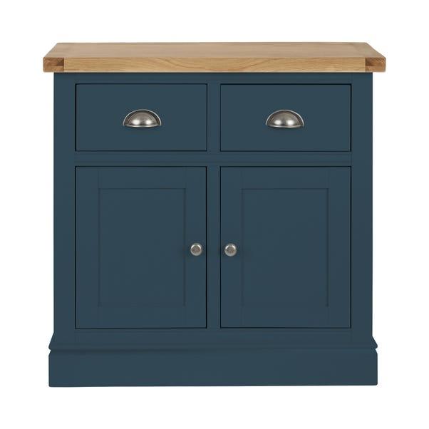 Compton Mini Sideboard Blue
