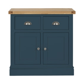 Compton Mini Sideboard Blue