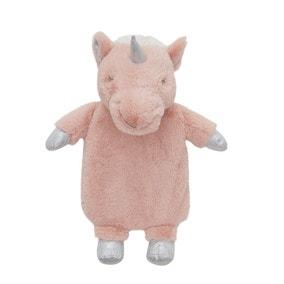 Pink Unicorn Hot Water Bottle