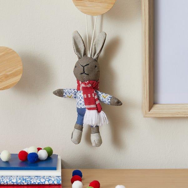 Mini Rabbit Toy MultiColoured