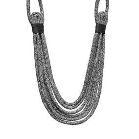 Wool Multi-Strand Tiebacks