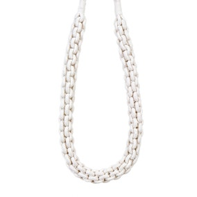 Square Platted Rope Embrace Tiebacks