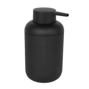 Matte Black Lotion Dispenser