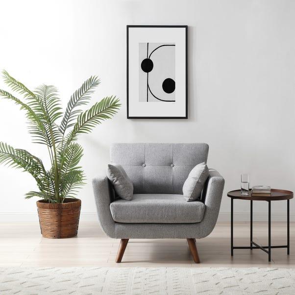 Bobby Grey Chair Grey