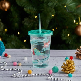 Christmas Animals Tumbler