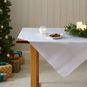 Silver Paper Table Cloth