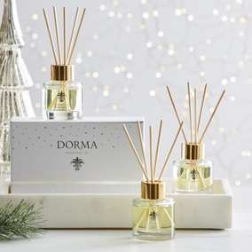 Dorma Orange Bergamot Set of 3 Diffusers