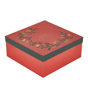 Crafted Christmas Large Gift Box