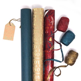 Crafted Christmas Compendium Recyclable Wrapping Bundle