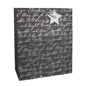 Sparkle and Shine Recyclable Gift Bag