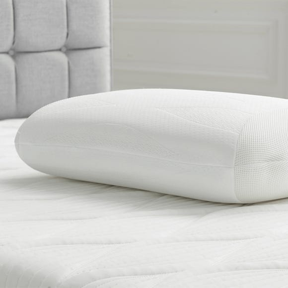 Octaspring TrueEvolution Anatomic Pillow White