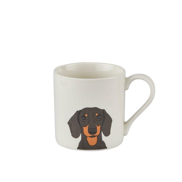 Dachshund Mug MultiColoured
