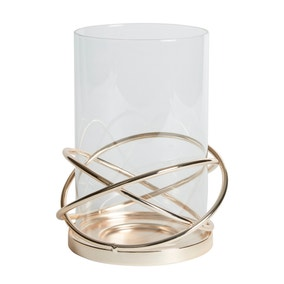 Dorma Circle Champagne Lantern