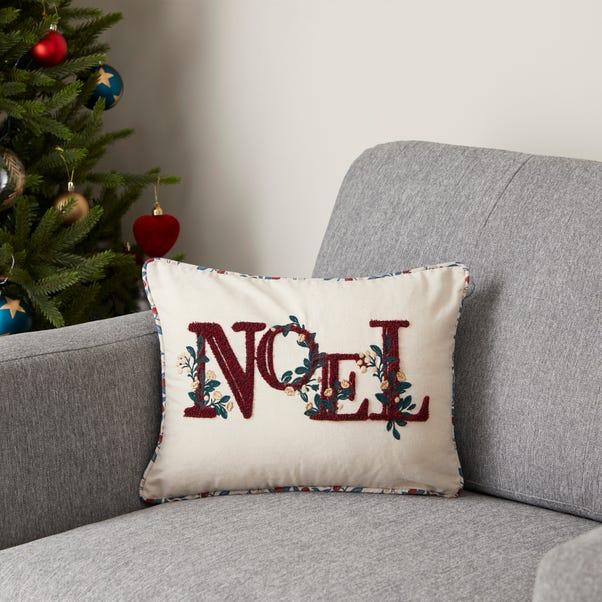 Noel Natural Cushion Cover Natural