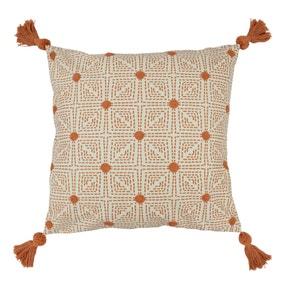 Chia Coral Cushion