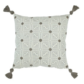 Chia Grey Cushion