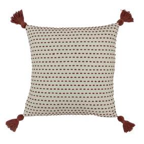 Ezra Red Clay Cushion