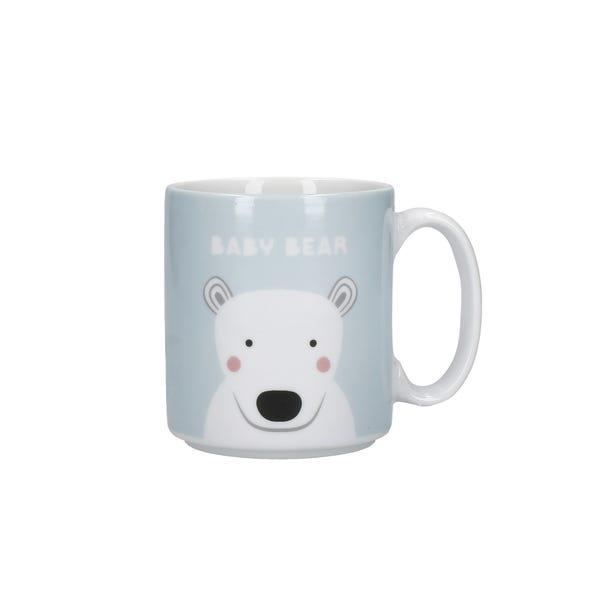 Baby Bear Mug Blue