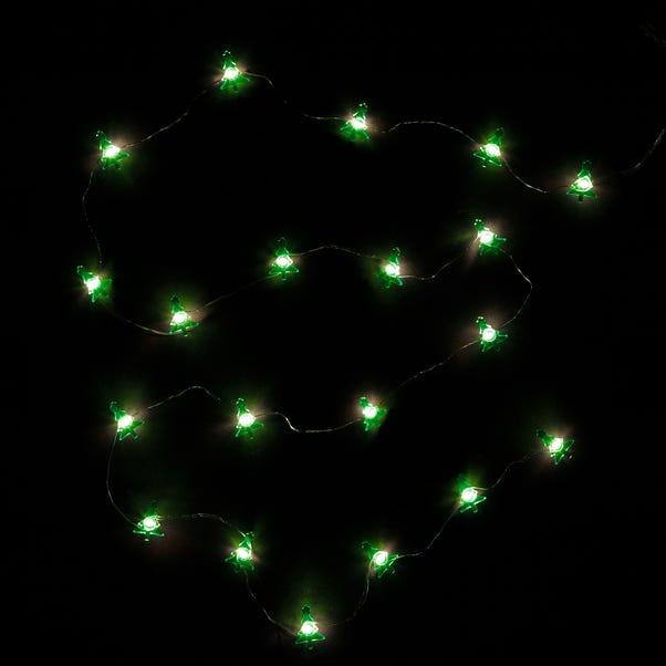 20pc String Lights Christmas Tree Warm White