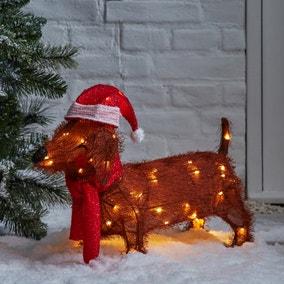 Light Up Bertie Sausage Dog