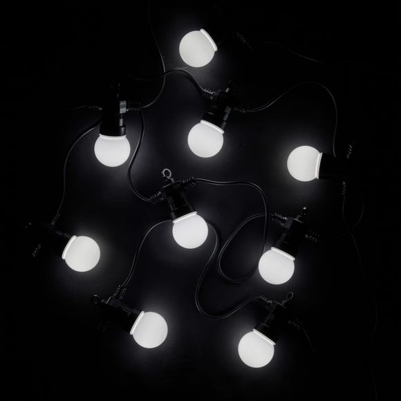 20 Festoon Lights Warm White