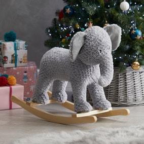 Rocking Elephant with Sound