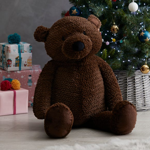 Jumbo Brown Teddy Bear Brown